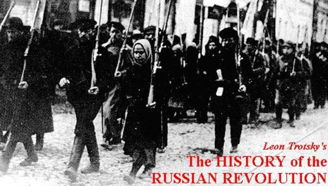 The Russian Revolution Of 16
