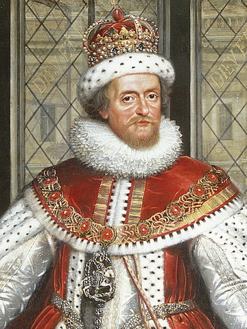 king james i essay
