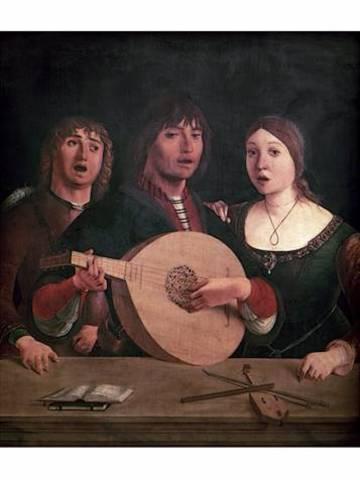 МХК Музыка эпохи Возрождения Музыка в эпоху возрождения реферат