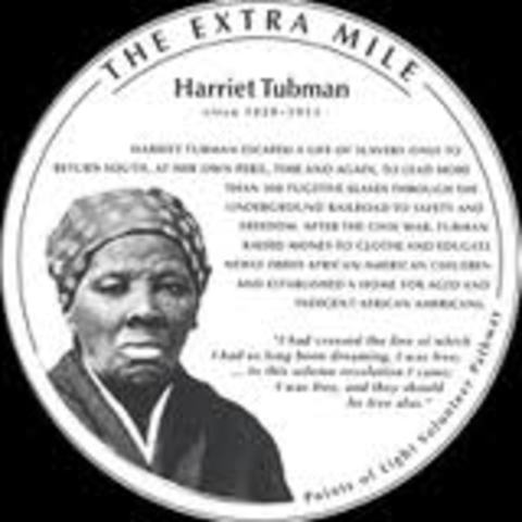 araminta ross harriet ross tubman personal date place of birth 1820 or ...
