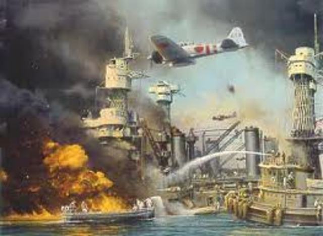 Pearl harbor bombing date in Sydney