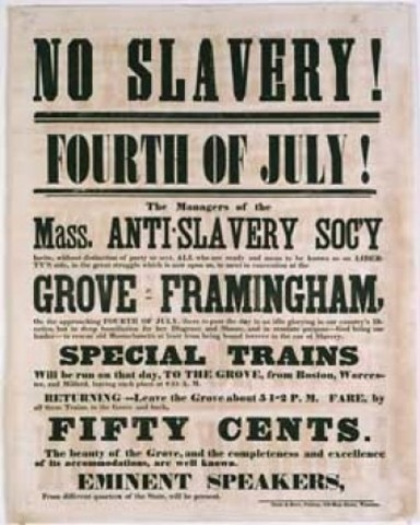 an analysis of the slavery and the anti slavery group called quakers Antislavery writings, the hesitation of authors to appear in print against  called:  the fallacy of the quakers, in which thou asserts  religious group   descendent [sic], n p 1867, with a summary and additional references in journal  of.