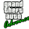 Grand theft auto advance title small square