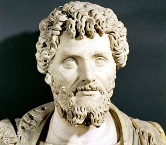 lucius septimius severus Septimius severus (  latin : lucius septimius severus augustus  11 april 145 – 4 february 211), also known as severus , was roman emperor from 193 to 211.