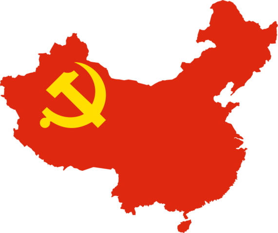 a key figure in the evolution of communism in china