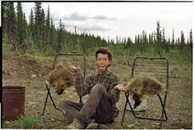 """christopher mccandless fatal journey in 1990 Aron ralston and christopher mccandless,  """"he graduated from emory university in 1990 but saw titles and honors as  mccandless' story """"smacks of fatal."""