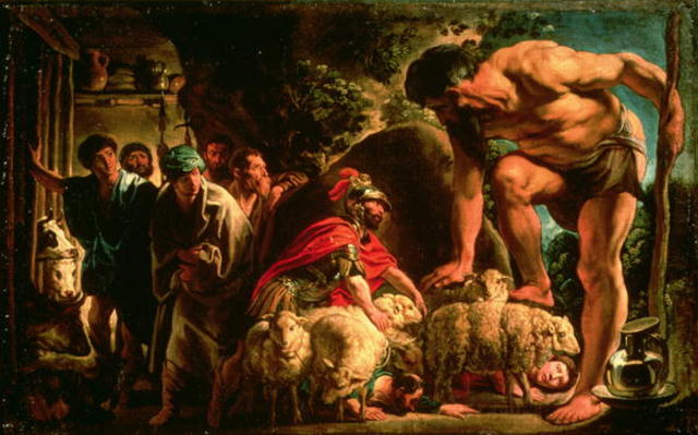 The Journey of Odysseus timeline | Timetoast timelines