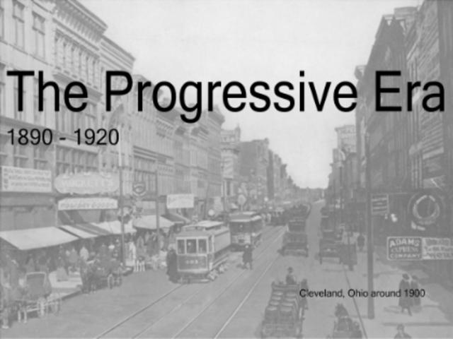 Progressive Era