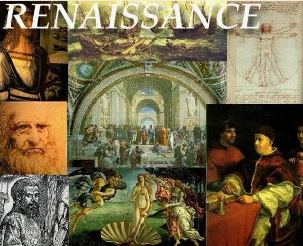 The approximate dates for the renaissance era are