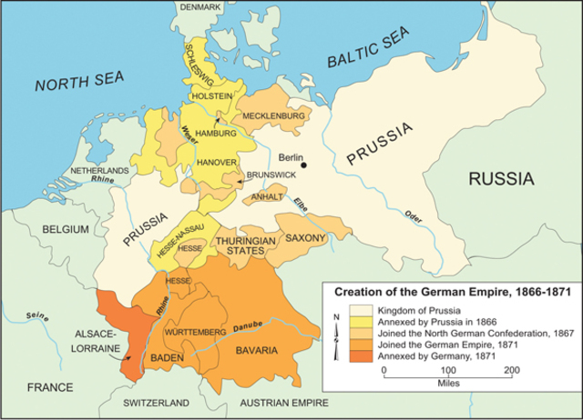 Unification of Germany Timeline Unification of Germany