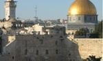 Jerusalem kotel mosque  landscape