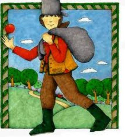 an introduction to the life of johnny appleseed The story of johnny appleseed has 109 ratings and 28 reviews  the images, i  wonder if this wasn't my own introduction to johnny appleseed as a child.