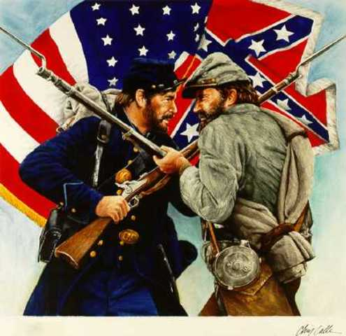 What Were the Major Strategies of the Civil War?
