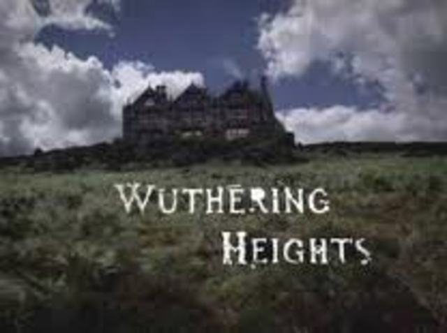 wuthering heights violence of vendetta