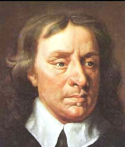 oliver cromwell achievements David l smith explains why cromwell so signally failed to establish harmony with his parliaments.