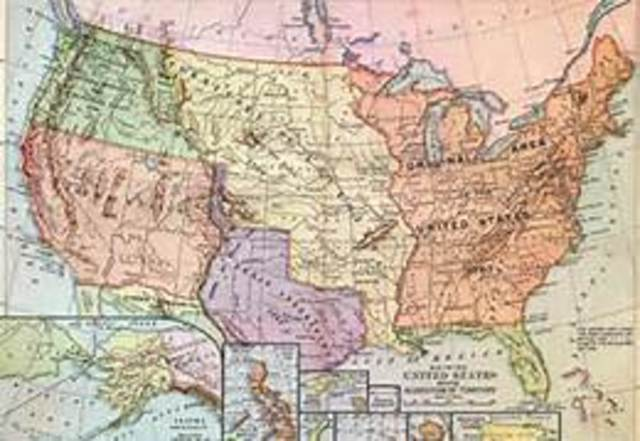 a description of the western expansion of the us What were the reasons for westward expansion in the united states hadn't expanded west did slaves play in the westward expansion of the united states.