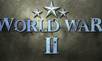 World war 2 logo tiny landscape