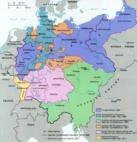 Unification of Germany Timeline German Unification Timeline