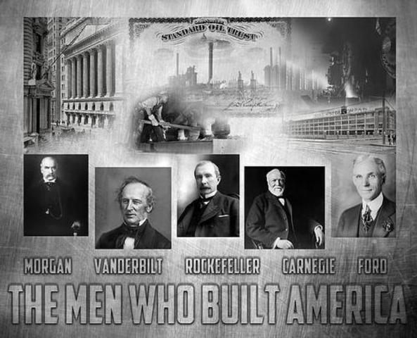 The men who built america poster jpg 1388693055