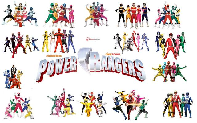 Timeline Power Rangers  FANDOM powered by Wikia