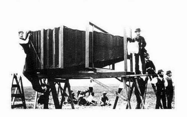 History of Photography timeline | Timetoast timelines First Photograph 1830