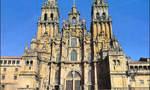 Galicia catedral de santiago l1  landscape