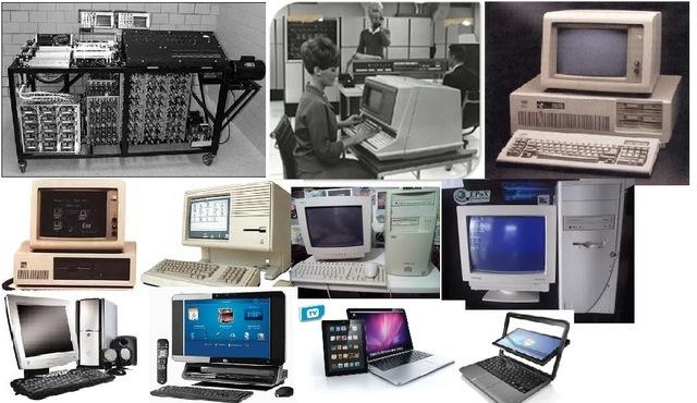 Las Generaciones De Las Computadoras Timeline Timetoast