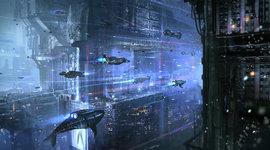 Underwater cyberpunk city by nkabuto d62tigc