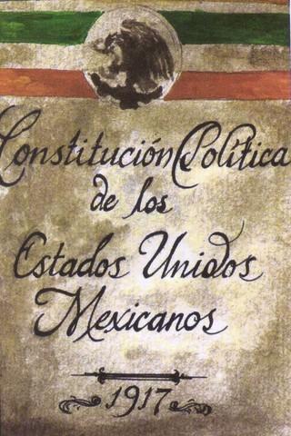 UNIDOS ESTADOS DE CONSTITUCION
