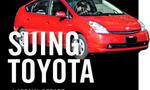 Toyota webbug  landscape