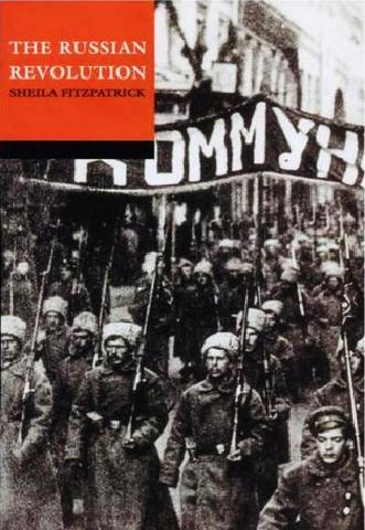 Sheila fitzpatrick the russian revolution thesis