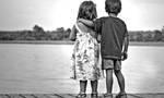 Best friends quotes boy and girl 926  landscape