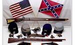 Civil war uniforms  landscape