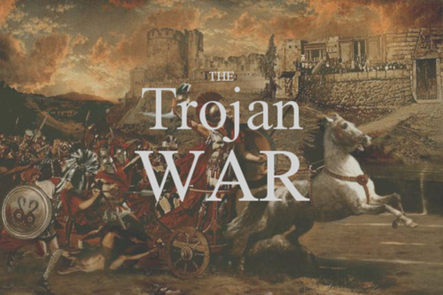 ... : The Hysterical History Of The Trojan War (NEW DATE AND LOCATION