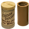 Edison wax cylinder small square