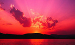 Puesta de sol  landscape