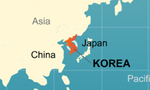 I ie en korea map  landscape