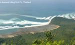 Sumatra tsunami  landscape
