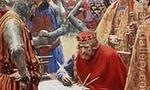 El rey juan firmando la carta magna  landscape