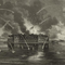 Bombardment of fort sumter  1861 small square