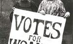Votes women  landscape