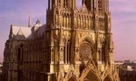 Reims cathedral  landscape