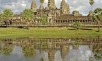 Angkor wat cambodia  landscape